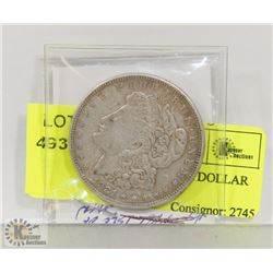 1921 USA MORGAN SILVER DOLLAR