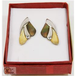 VINTAGE ESTATE CLIP-ON EARRINGS