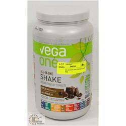 VEGA ONE, ALL IN ONE CHOCOLATE SHAKE 876G
