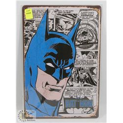 NEW 12  X 8  BATMAN METAL SIGN