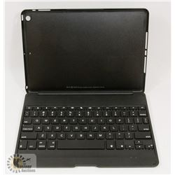 ZAGG IPAD BLUETOOTH KEYBOARD CASE