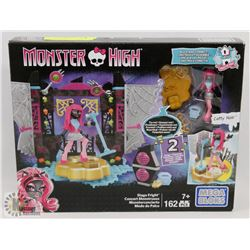 NEW MEGA BLOKS MONSTER HIGH CATTY NOIR
