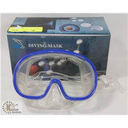 NEW 1ST PROLINE DIVING MASK