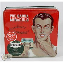 PRE-BARBA MIRACOLO SHAVING KIT