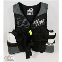 JET PILOT STRIKE DOT APPROVED LIFE VEST SIZE XL