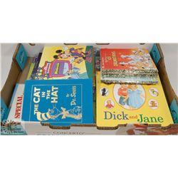 BOX OF 28 FAVORITE CHILDRENS BOOKS.
