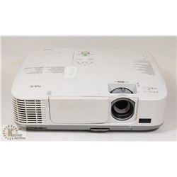NEC 2600 LUMENS HDMI DIGITAL DLP PROJECTOR