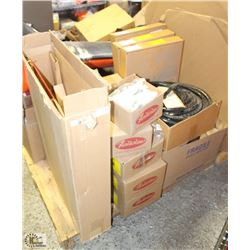 PALLET OF MISCELLANEOUS COMMERCIAL GOODS INCLUDING
