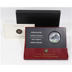 RCM COIN 2006 .50 CENT STERLING SILVER COIN: