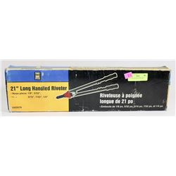 "21"" LONG HANDLED RIVETER"