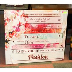 STRETCHED CANVAS ARTWORK WITH SAYINGS