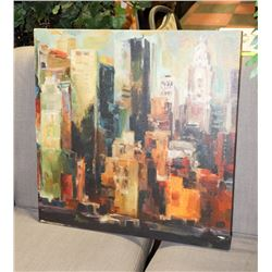 CANVAS SHOWHOME ABSTRACT WALL ART