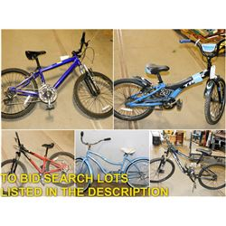 FEATURED: POLICE SEIZED BIKES!