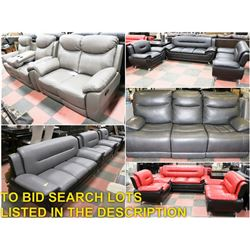 FEATURED: SOFA SETS AND SECTIONALS!