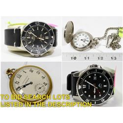 FEATURED: WATCHES!
