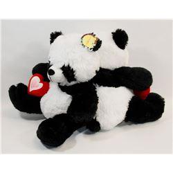2PK PANDA BEAR PLUSH.