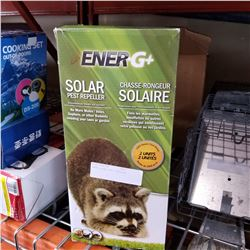 ENERG SOLAR PEST REPELLER