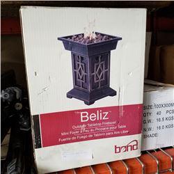 BELIX OUTDOOR TABLE TOP FIRE BOWL