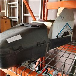 CHAINSAW CASE AND ROUTER TABLE