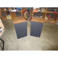 PAIR OF AUDIO RESEARCH ARX-360 PL 3-WAY SPEAKERS