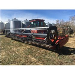 Case 6000 Swather, 1984, Gas, SN CCC0001558, 3456 hours