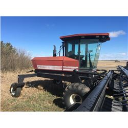 Premier 2950 Swather, 4 cyl cummins, diesel, 4594 hours, SN 120497 (does not include header)