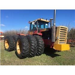 Versatile 895 4x4 Tractor, 1980, SN 90065, 7764 hours