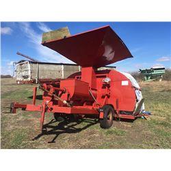 Custom Made Grain Bagger