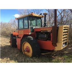555 Versatile Tractor, not running