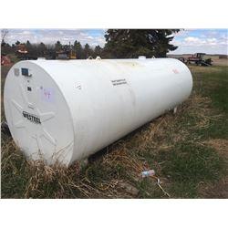 Westeel Diesel Fuel Tank, 2009, double walled, 40546 Litre