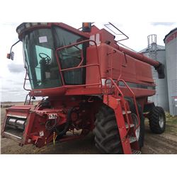 Case 2188 Combine, 1997, 4656 engine hours - 3895 Rotor Hours