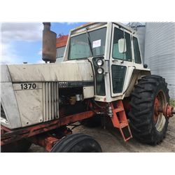 Case 1370 2WD Yard Tractor, 5869 hrs, VIN 101232