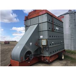 Vertec VT 5600 R Continuous Flow Grain Dryer