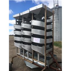 Stainless Steel Grain Cleaner