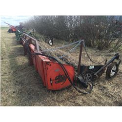 Massey Header for Peas only, SN 148626429