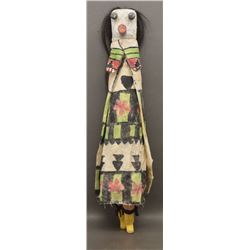 ZUNI INDIAN FOLK ART DOLL