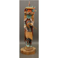 HOPI INDIAN KACHINA (DELBERT SILAS)