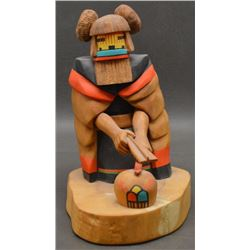 HOPI INDIAN KACHINA (NAMINGHA)