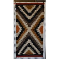 NAVAJO INDIAN TEXTILE (ROSE SHACK)