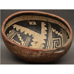 SALADO INDIAN POTTERY BOWL