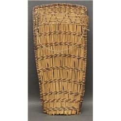 MONO INDIAN BASKETRY CRADLE