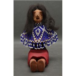 MOHAVE INDIAN POTTERY DOLL