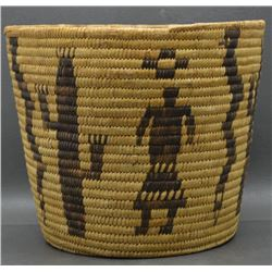 PAPAGO INDIAN BASKET