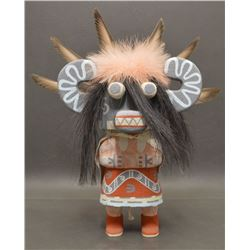 HOPI INDIAN KACHINA (CHESTER POLEYESTEWA)