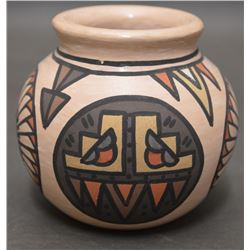SANTA CLARA POTTERY JAR (VIGIL)