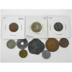 Estate Lot World Coins