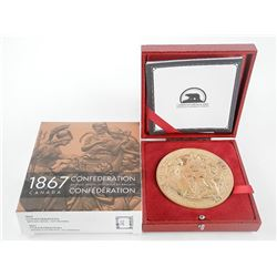 1867 Confederation Bronze Medal LE