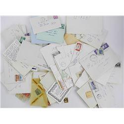 Estate Stamp Lot