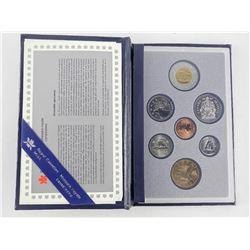 1997 Specimen Set Flying Loon Dollar