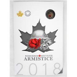 Armistice Collector Coin Set. Includes Collectible